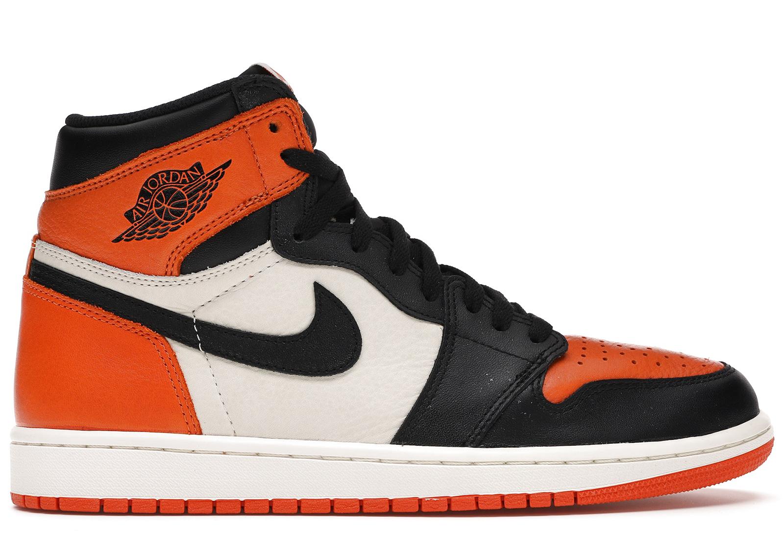 jordan air force 1 orange