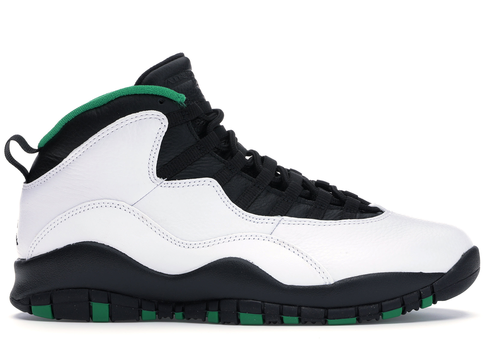 Jordan 10 Retro Seattle