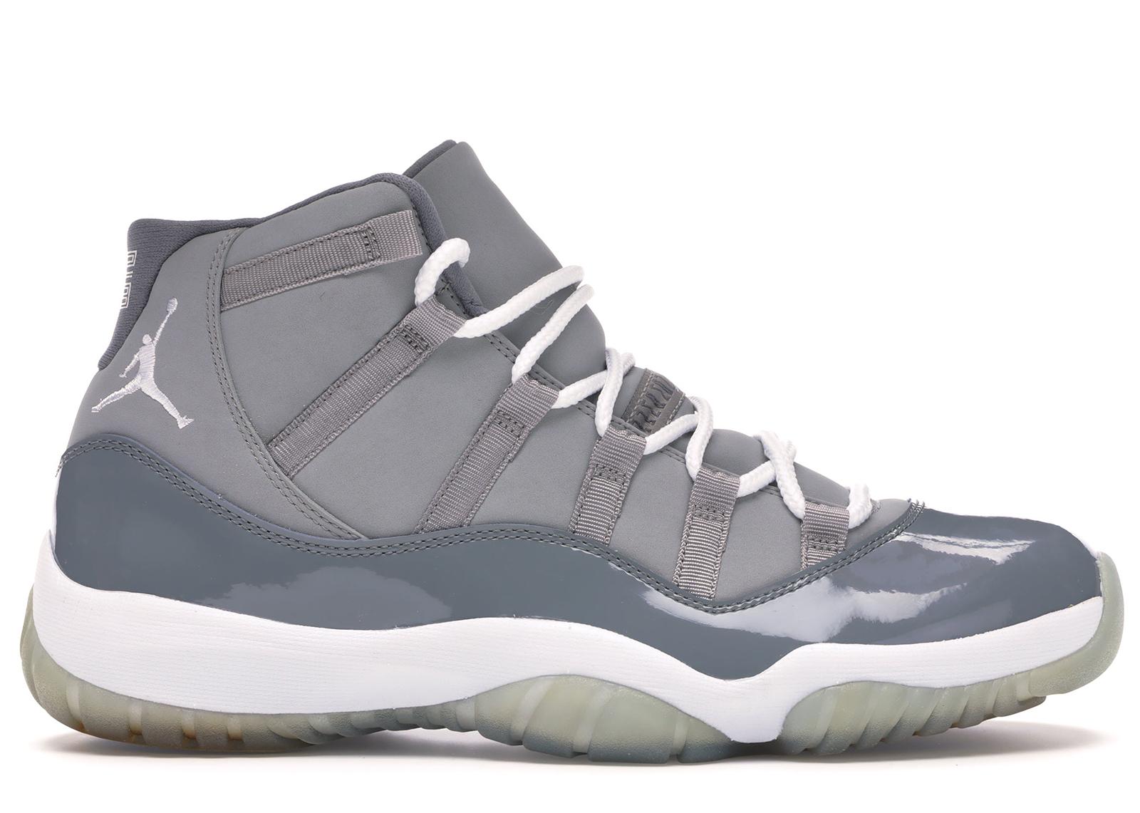 Jordan 11 Retro Cool Grey (2010