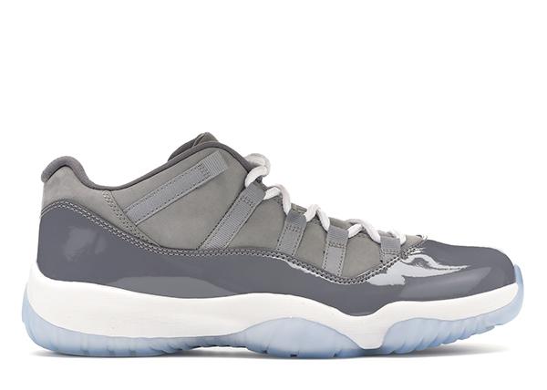 all gray jordan 11
