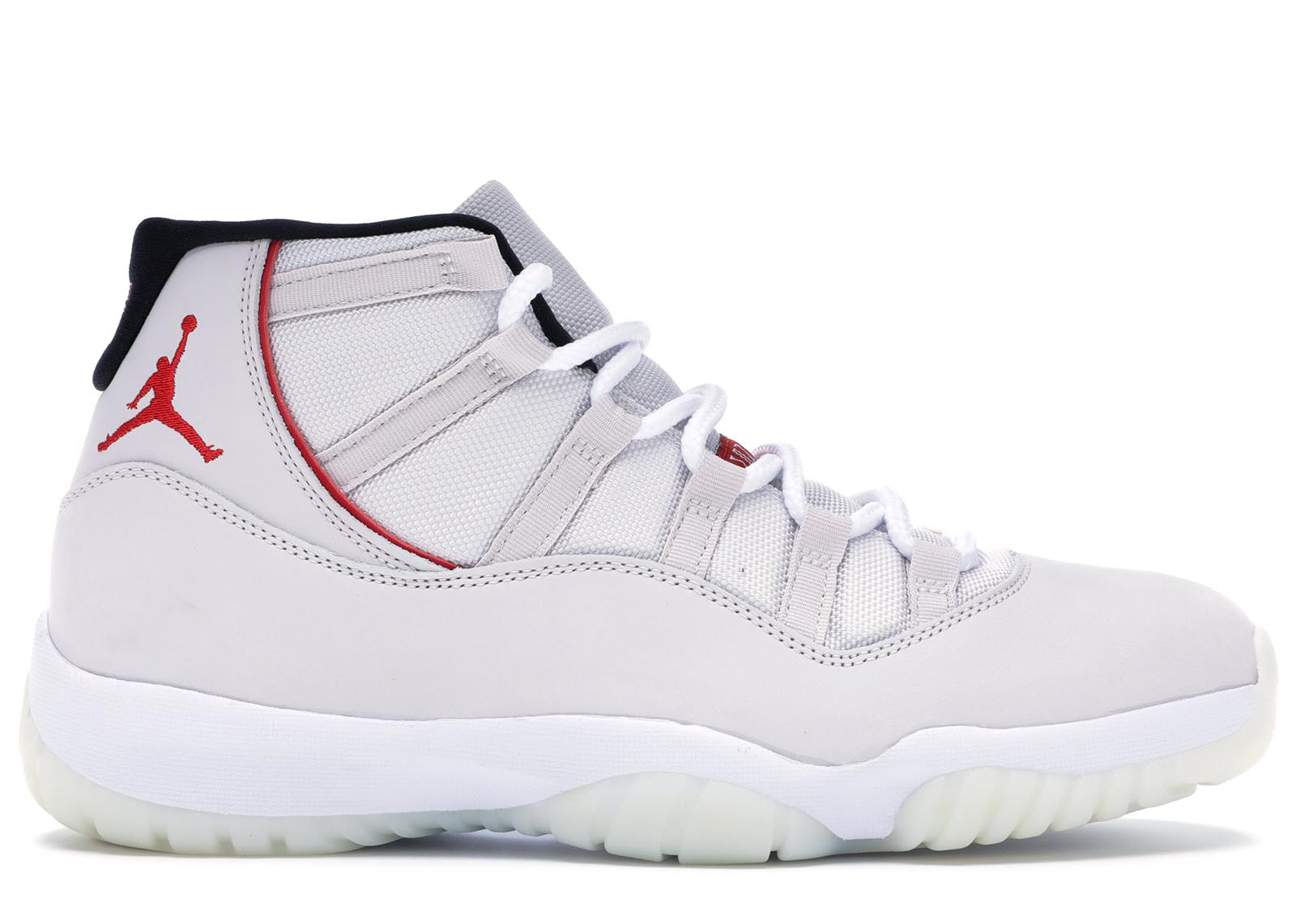 Jordan 11 Retro Platinum Tint - 378037-016