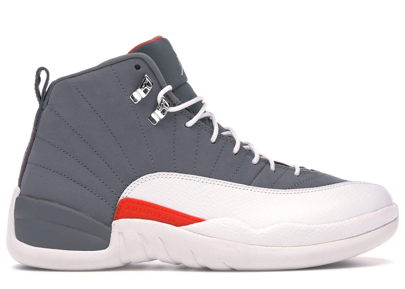 Jordan 12 Retro Cool Grey - 130690-012