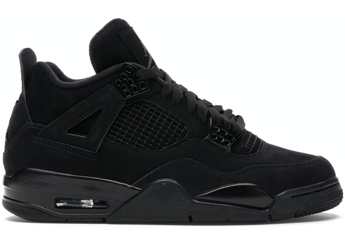 Jordan 4 Retro Black Cat 2020 Cu1110 010