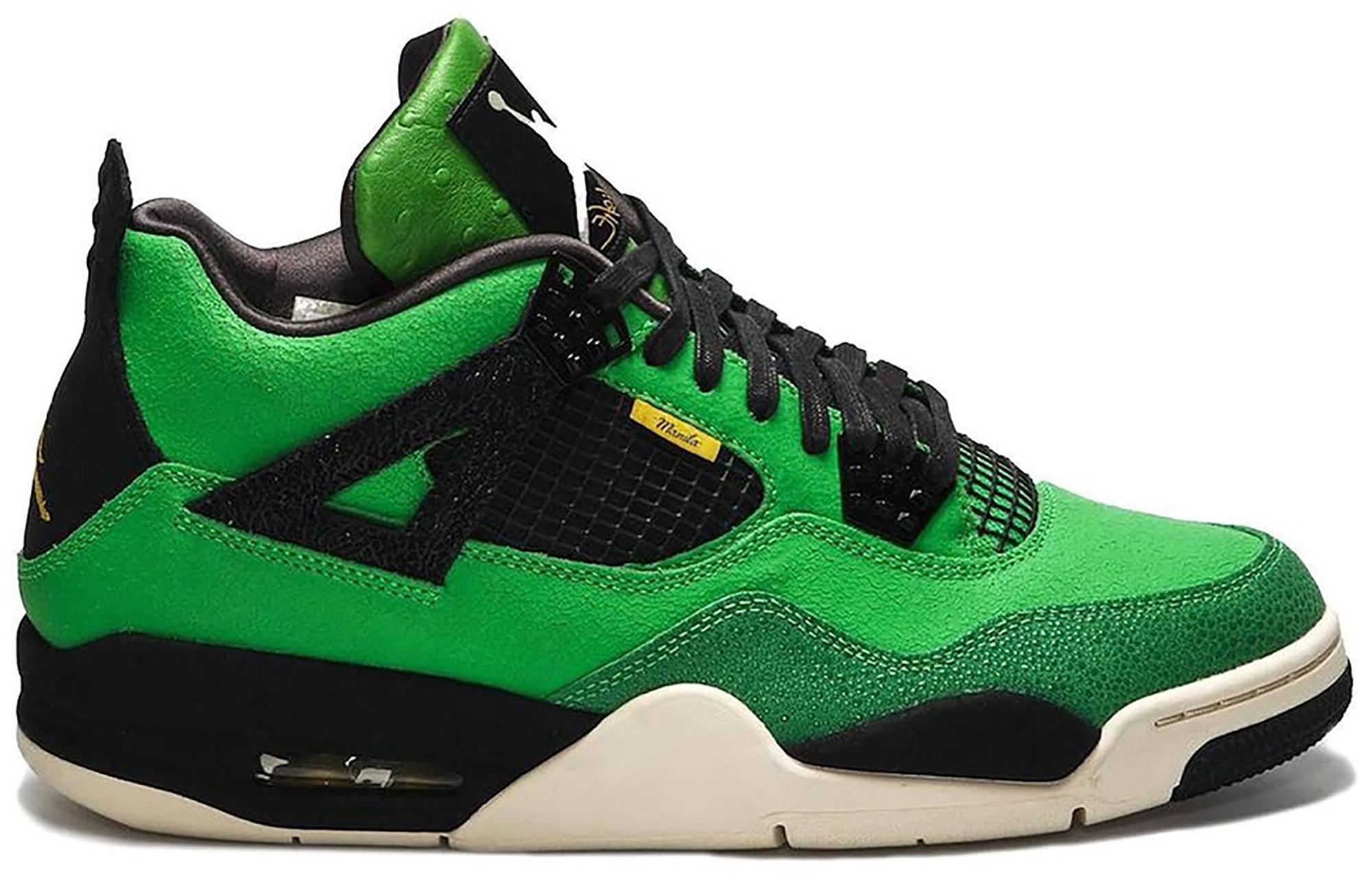 Jordan 4 Retro Manila - Sneakers