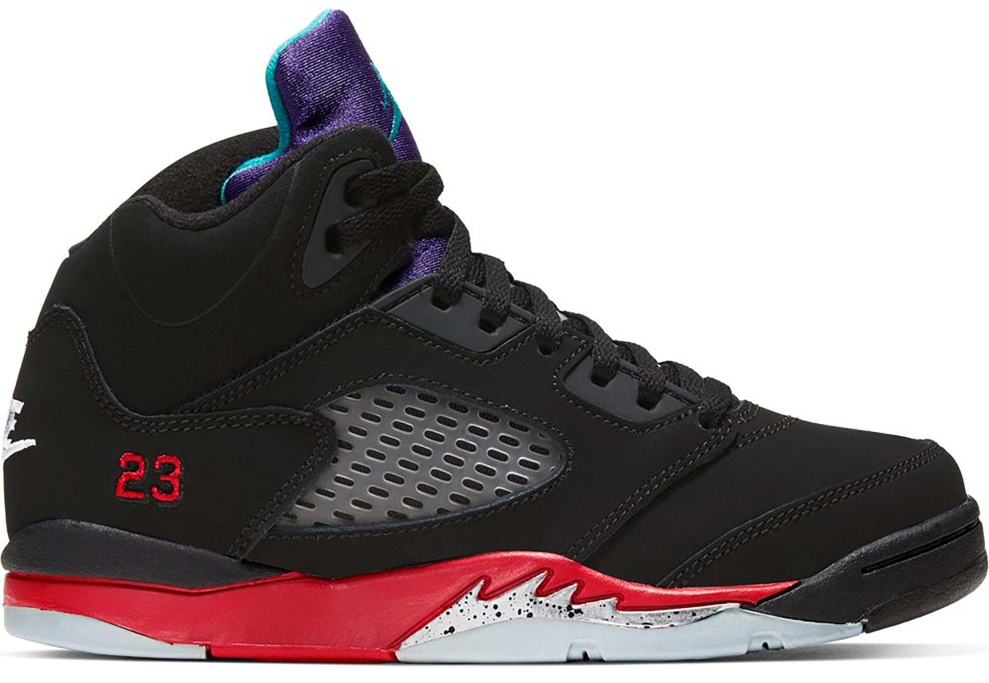 Jordan 5 Retro Top 3 (PS) - CZ2990-001
