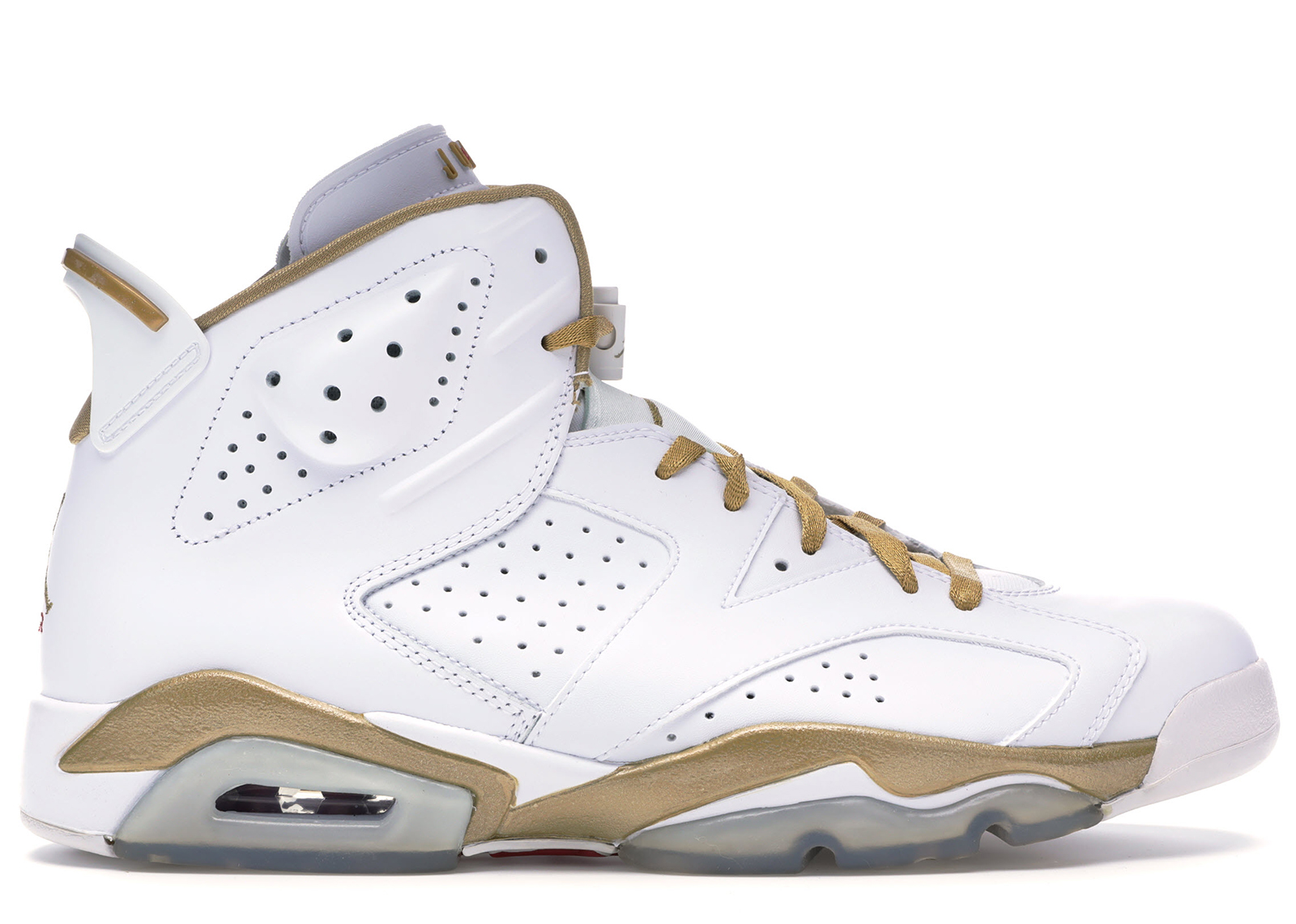 Jordan 6 Retro Golden Moments Pack (6