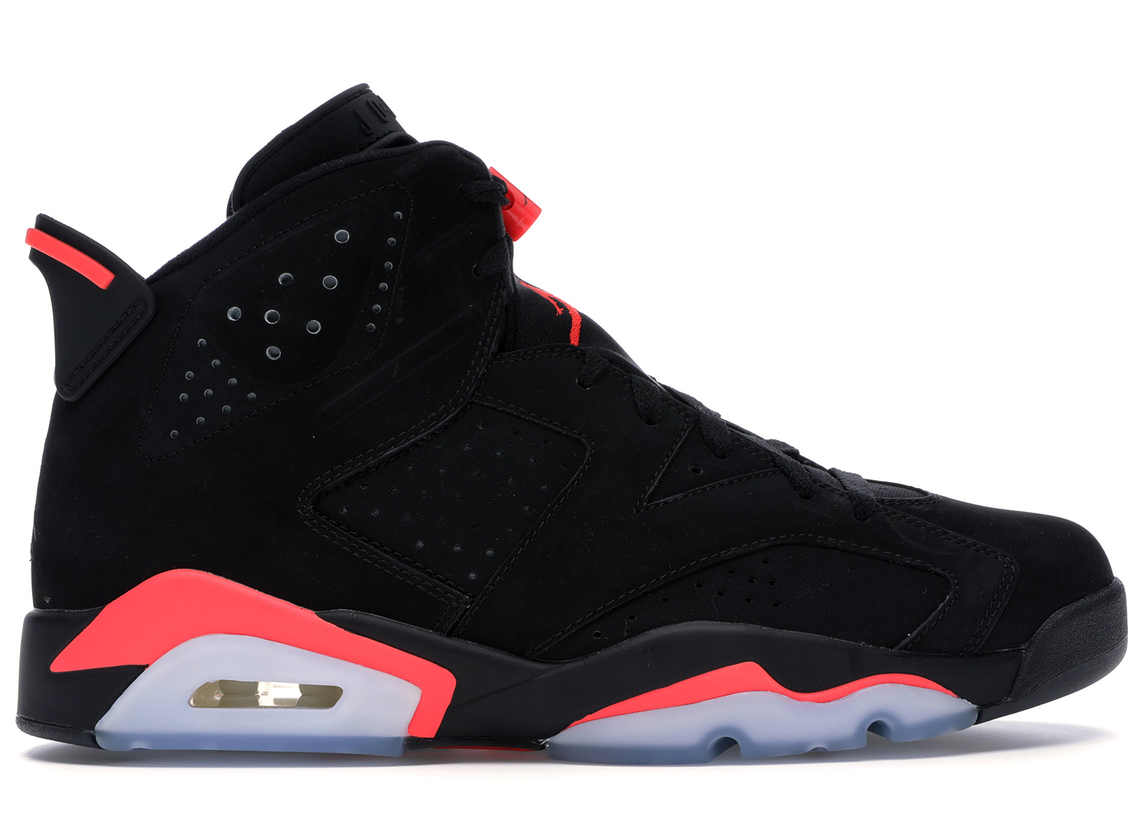 Jordan 6 Retro Infrared Black (2014