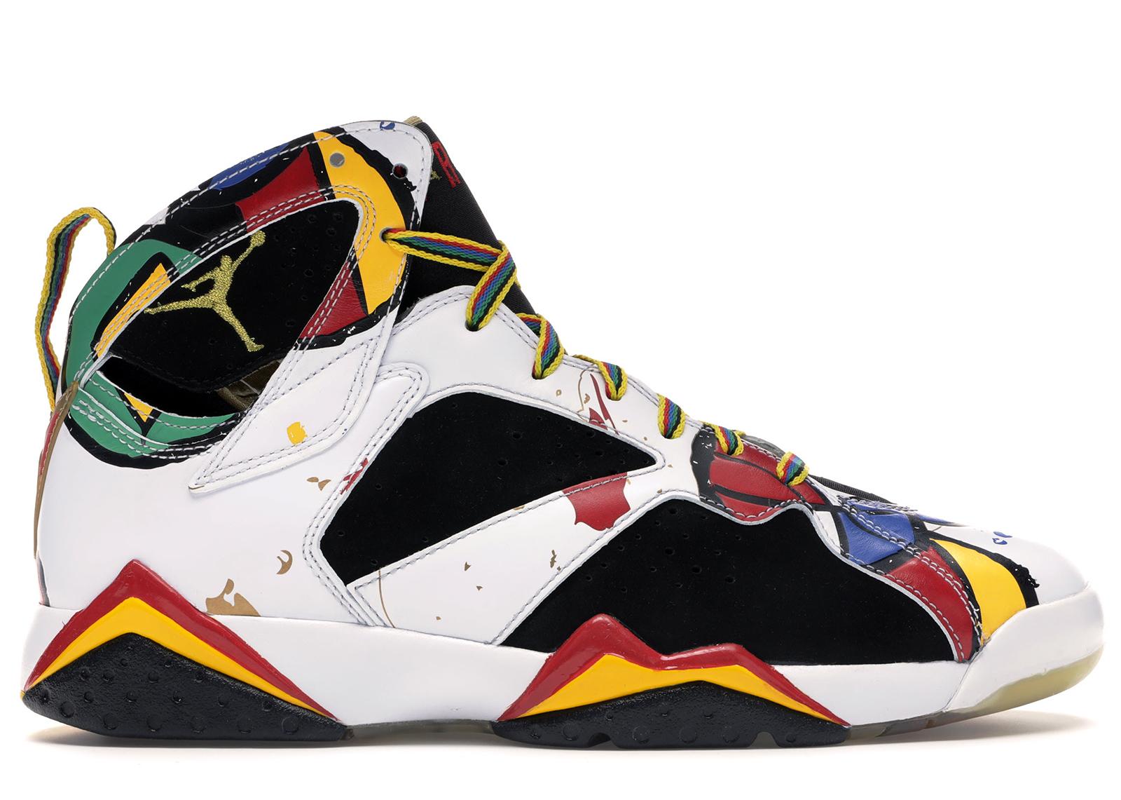 Jordan 7 Retro Miro - 323213-161