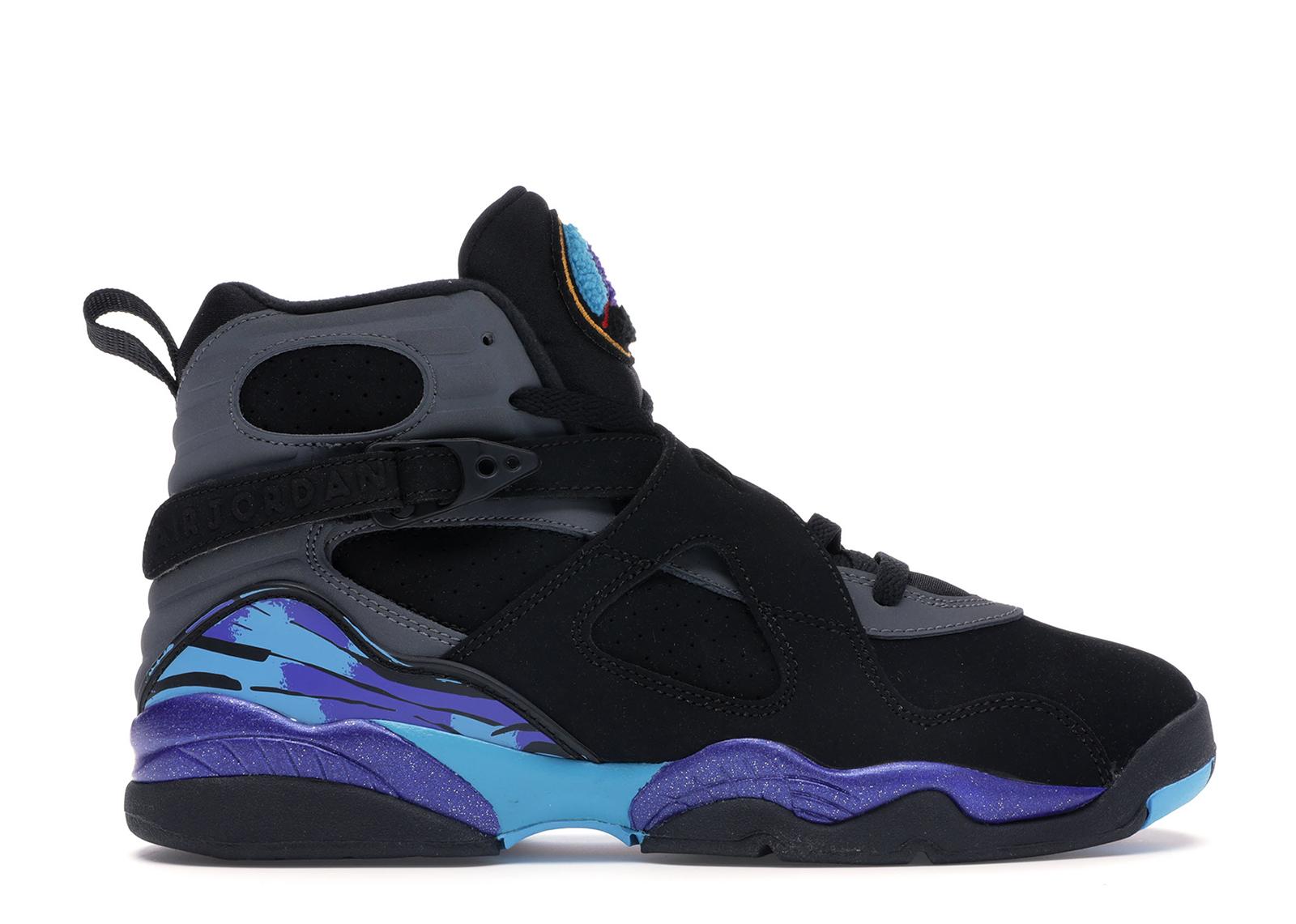 Jordan 8 Retro Aqua 2015 (GS) - 305368-025