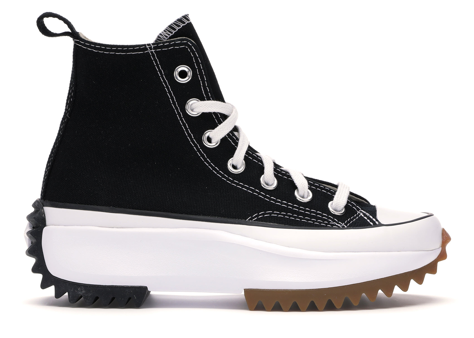 run star hike converse noir
