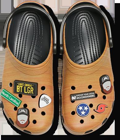 Crocs Classic Clog Luke Combs CMA Fest