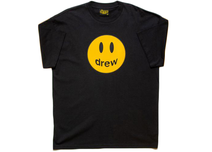 Pre-owned Drew House  Mascot Ss Tee Black