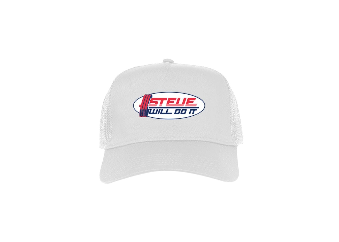 Full Send Stevewilldoit Power Hat White Fw20 Official facebook page of stevewilldoit. full send stevewilldoit power hat white