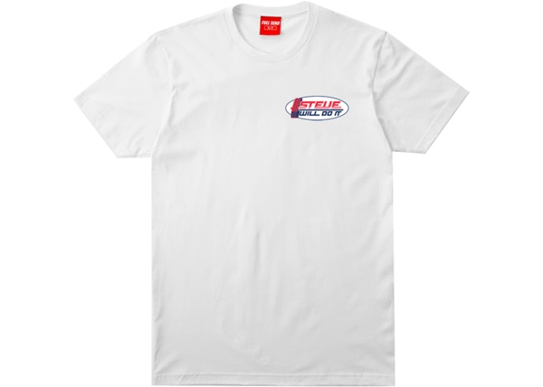 Full Send Stevewilldoit Power Tee White Fw20 5,704 likes · 397 talking about this. full send stevewilldoit power tee white