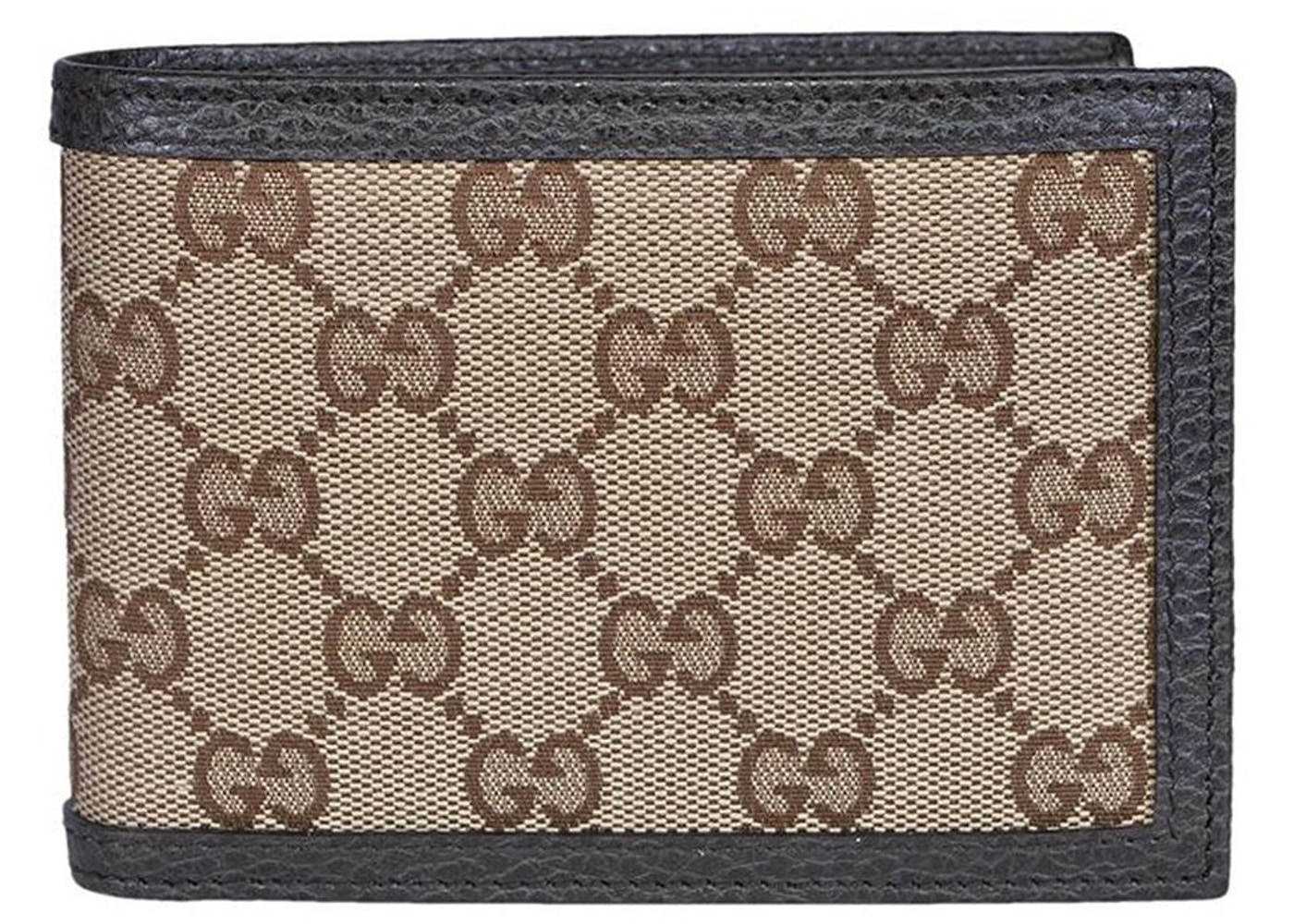 Gucci Bifold Wallet Gg Monogram Beige Ebony Use these free gucci pattern png #30320 for your personal projects or designs. gucci bifold wallet gg monogram beige ebony