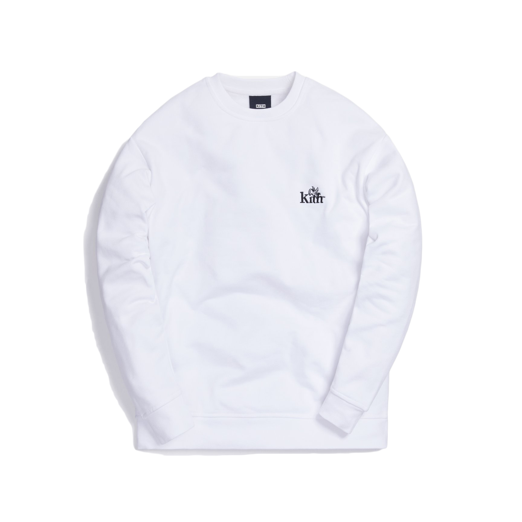 Kith Pegasus Decoded Crewneck White
