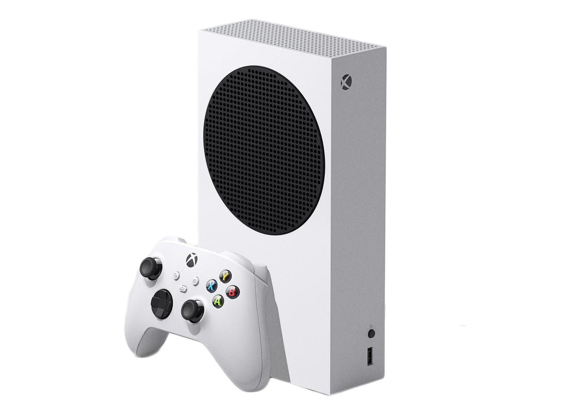 Microsoft Xbox Series S Console (JPN Plug) RRS-00015 White