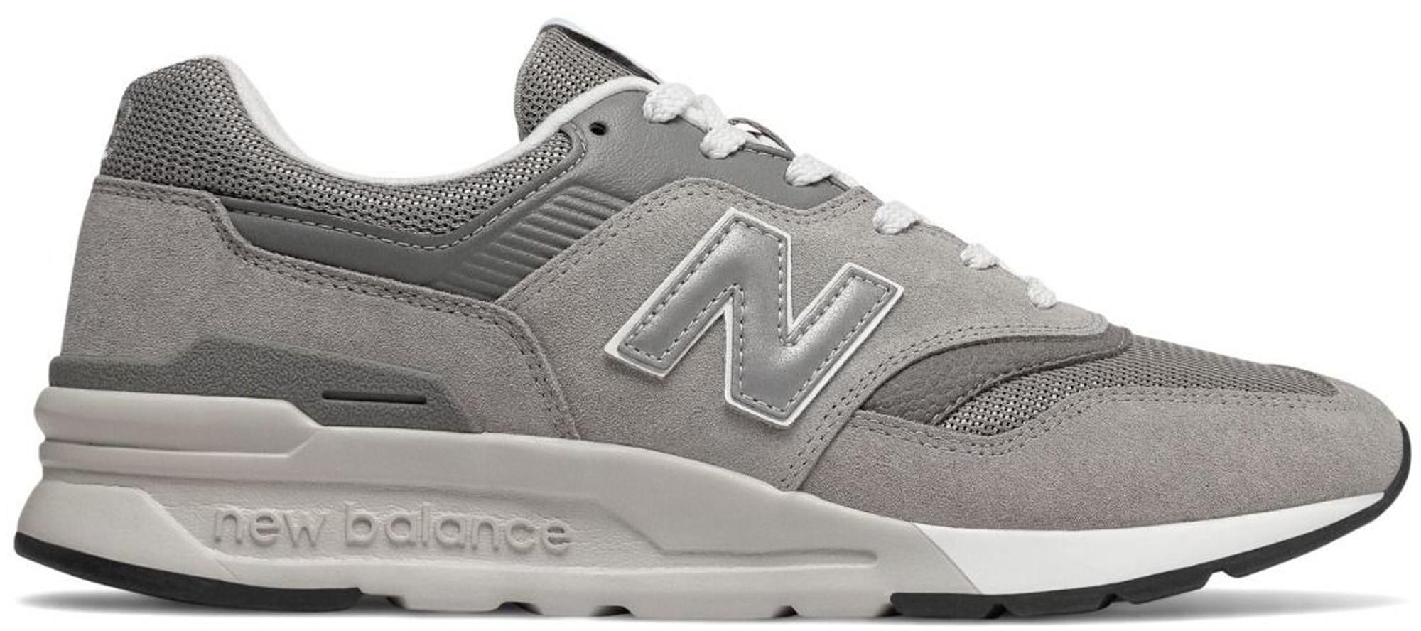 New Balance 997 Grey Silver - CM997HCA