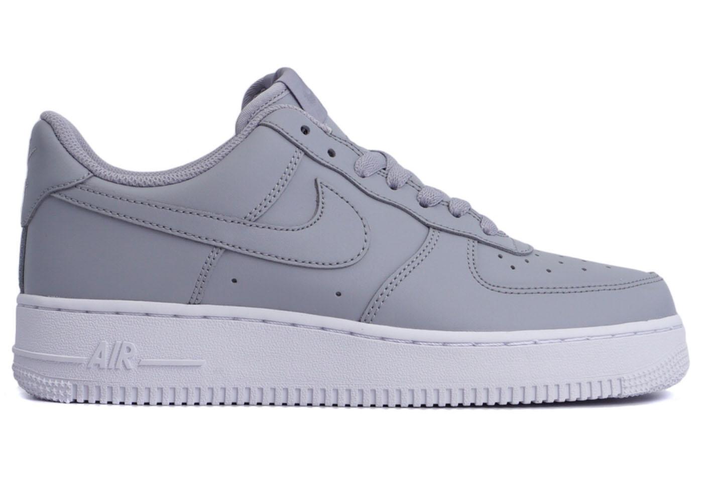 Nike Air Force 1 07 Wolf Grey White