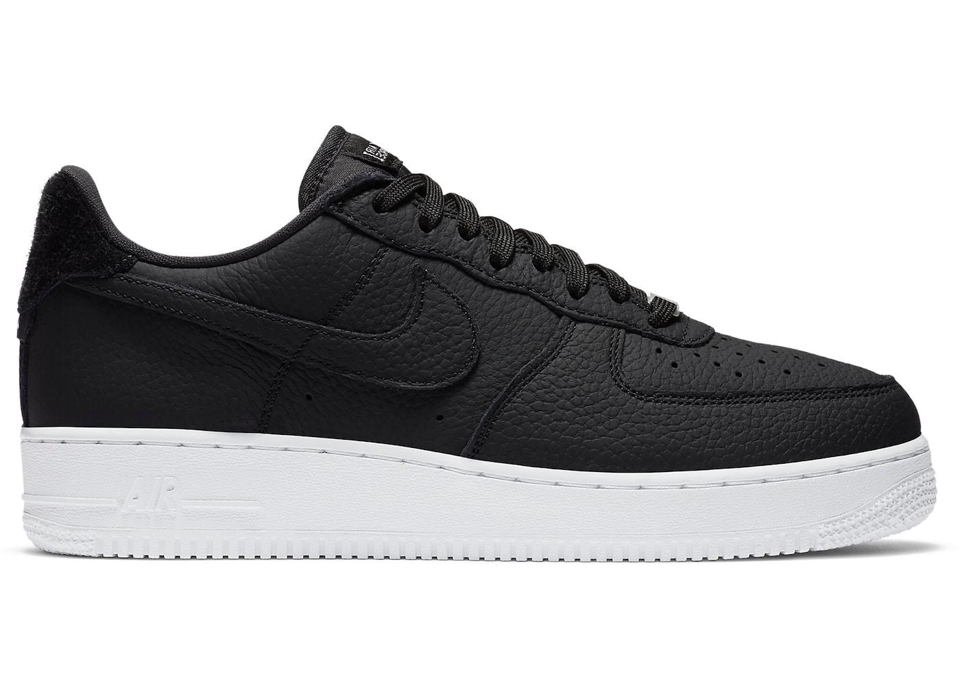 Nike Air Force 1 Craft Black