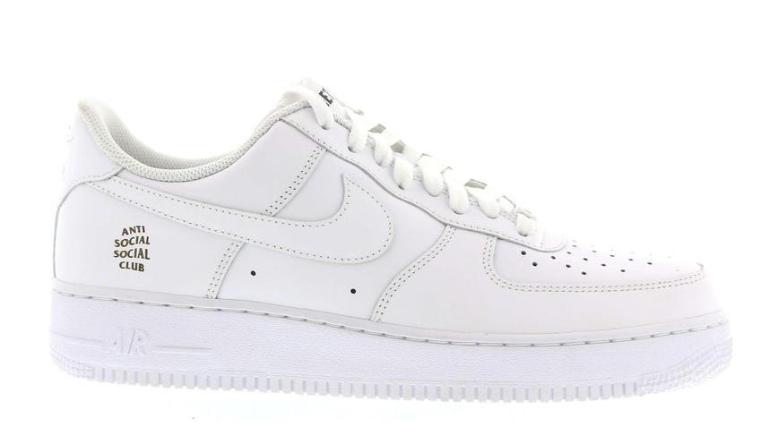 Nike Air Force 1 Low Anti Social Social Club ComplexCon Exclusive