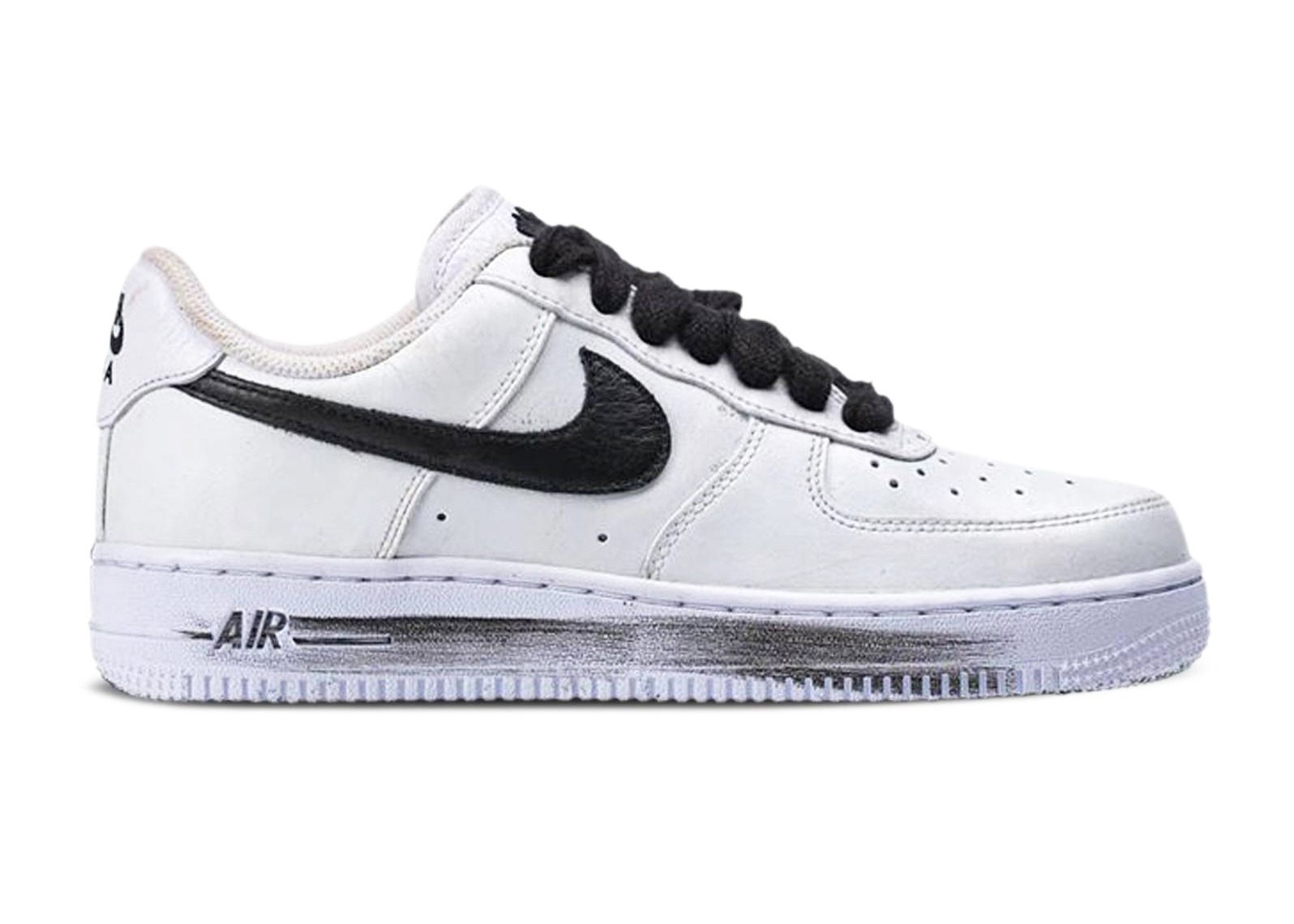 white low top air force 1