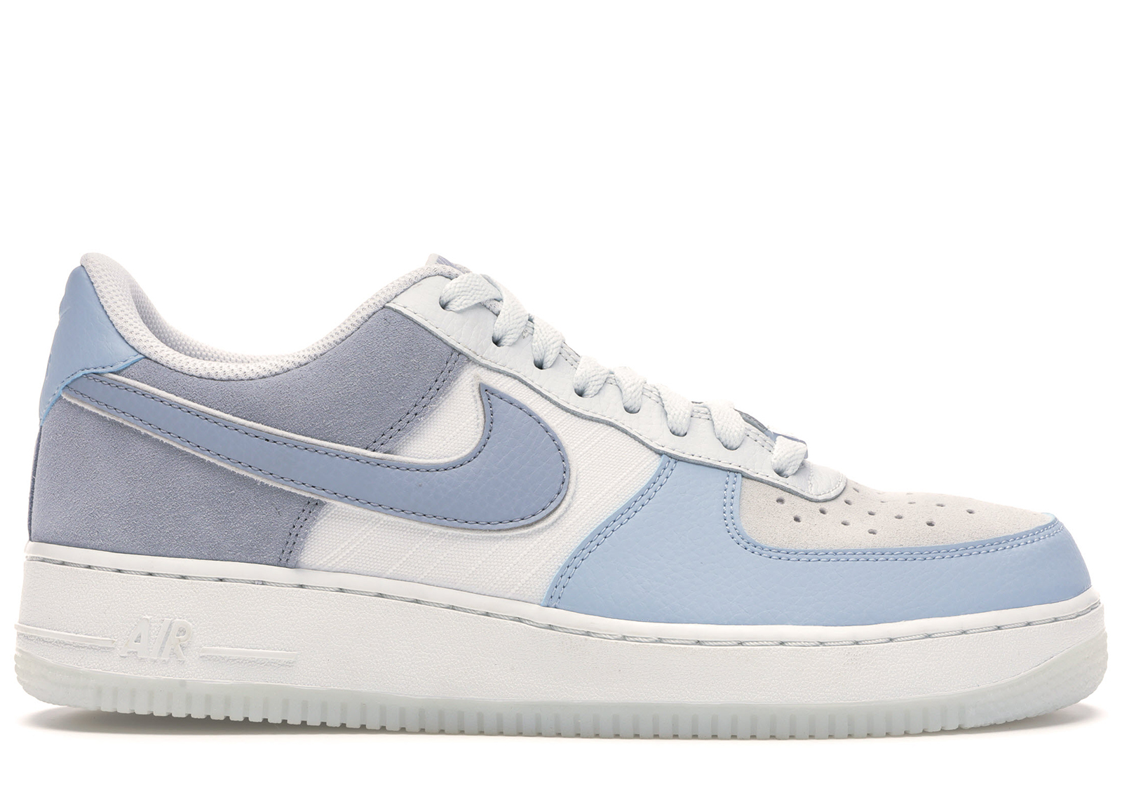 Nike Air Force 1 Low Light Armory Blue Obsidian Mist