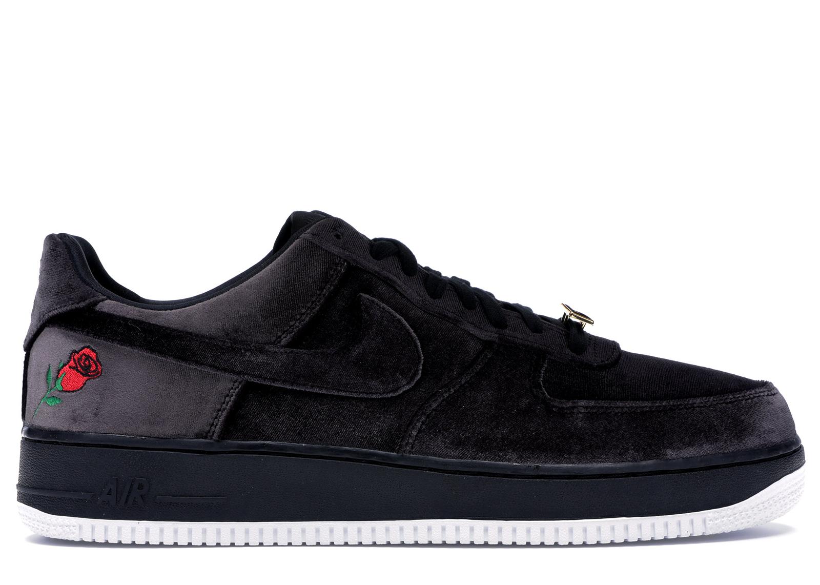 Nike Air Force 1 Low Rose Velvet