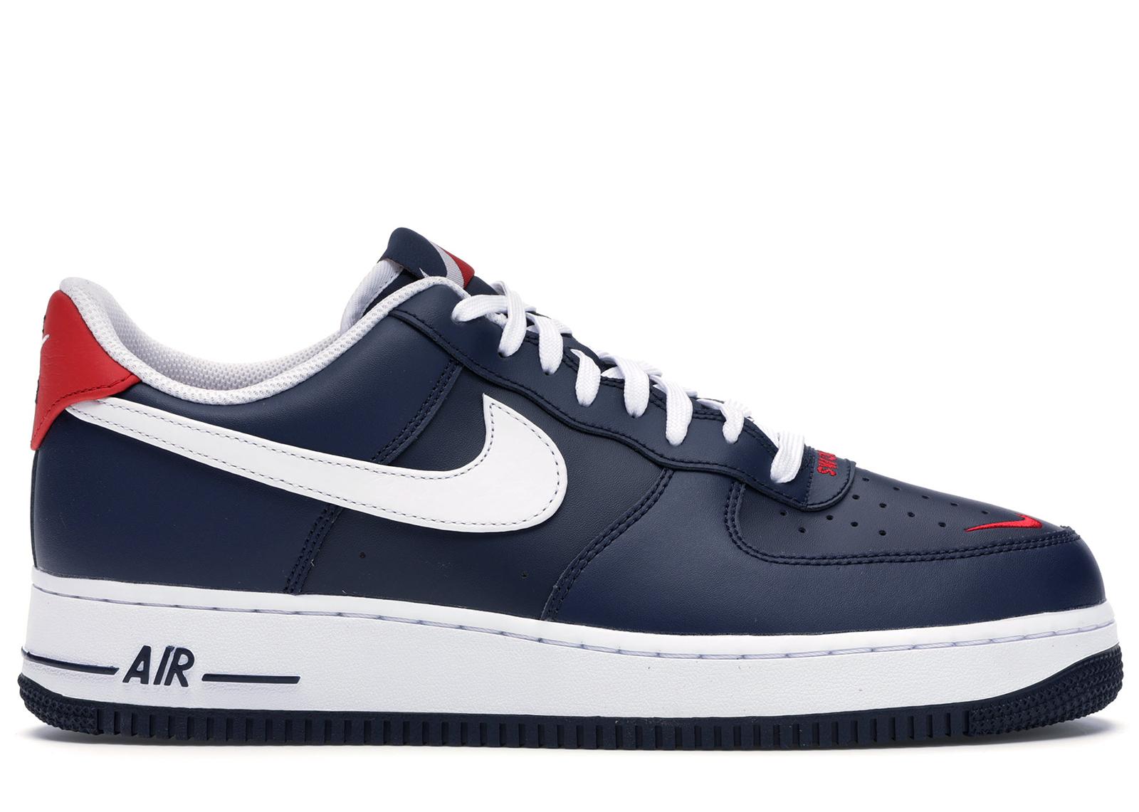 Nike Air Force 1 Low Swoosh Pack Navy