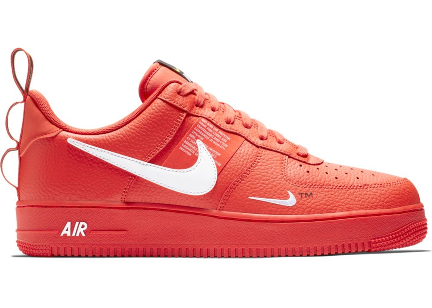 air force 1 low utility noir