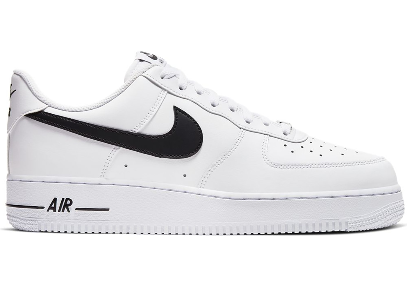 Nike Air Force 1 Low White Black (2020)