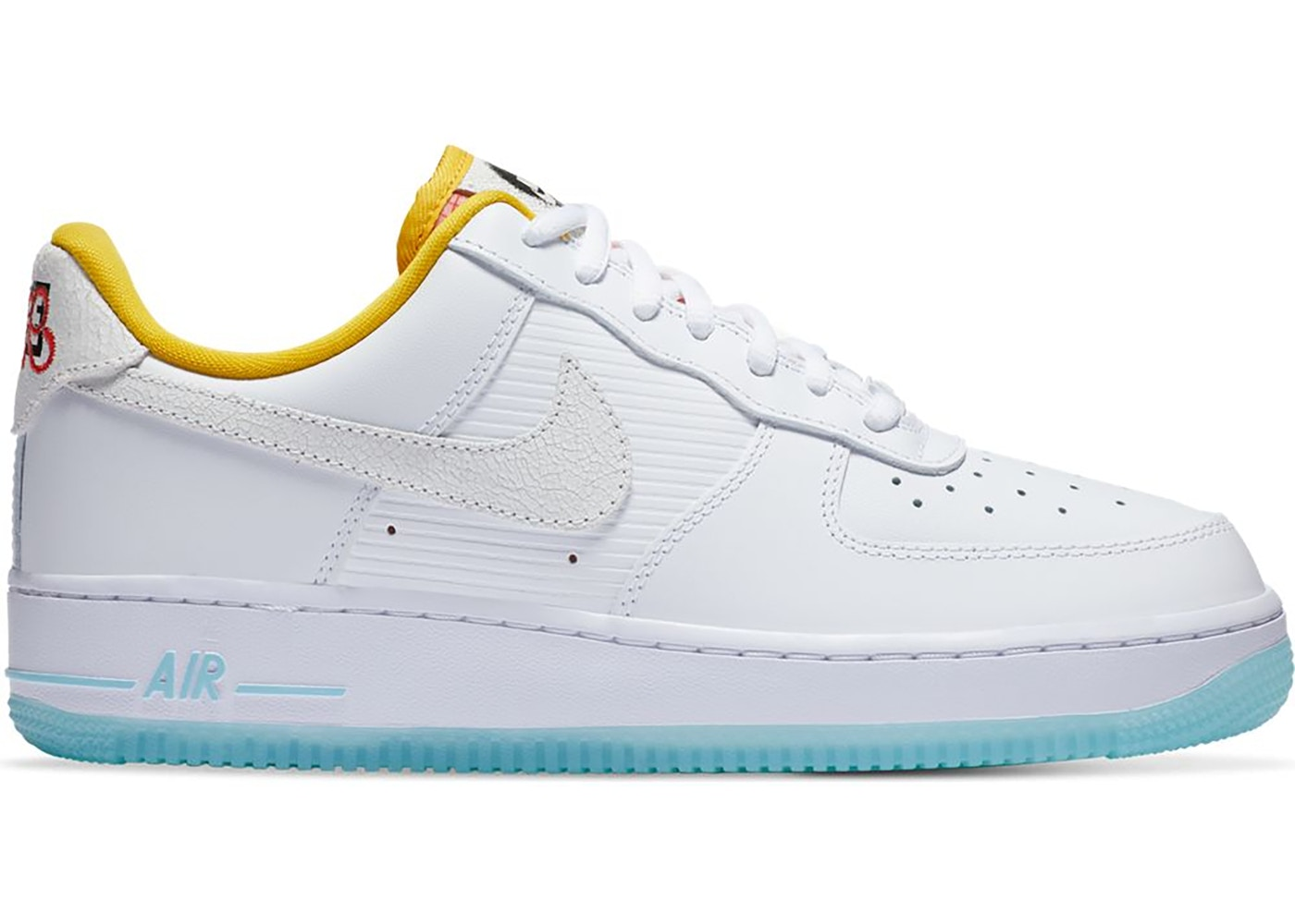 air force 1 low blanche