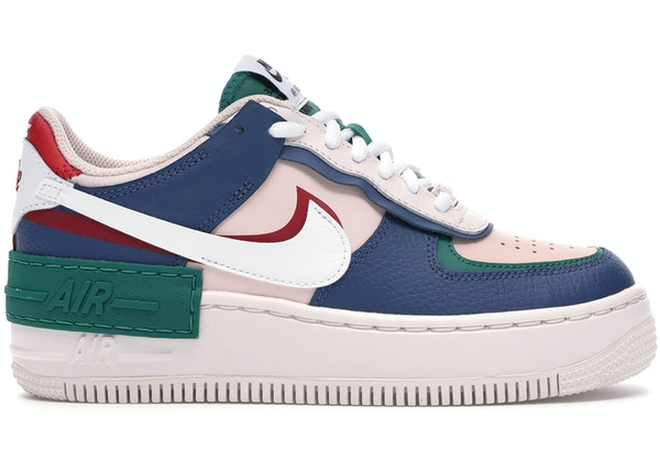 Nike Air Force 1 Shadow Mystic Navy W Ci0919 400 The sneaker will launch in mystic navy/white, pale ivory/celestial gold, phantom/echo pink, wolf check out the trainers in the gallery above. nike air force 1 shadow mystic navy w