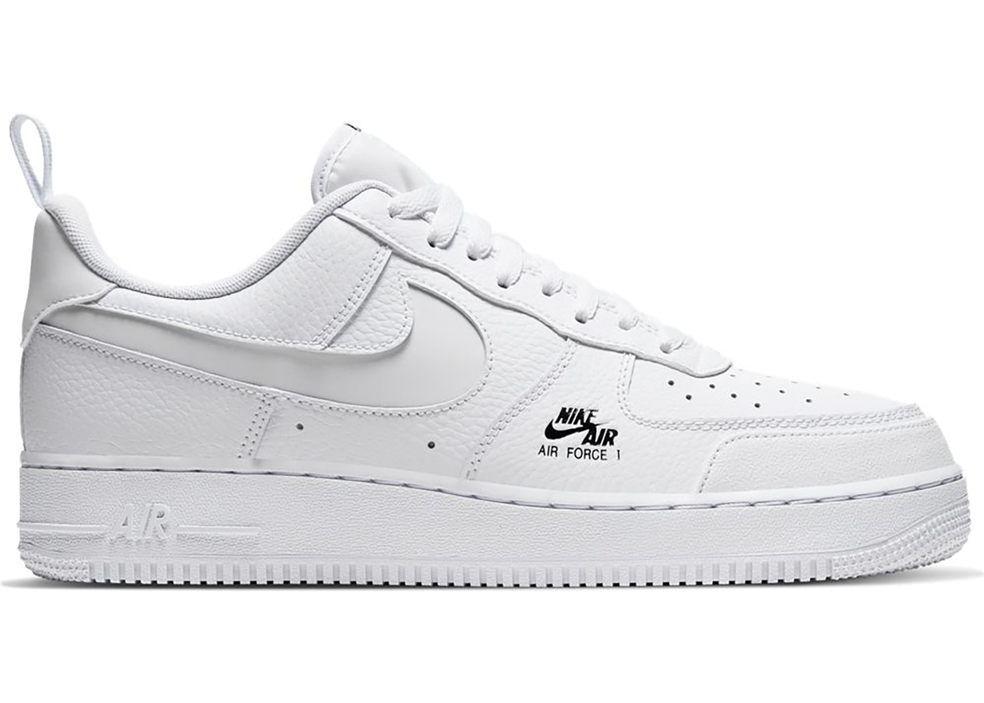 air force 1 utility blanche