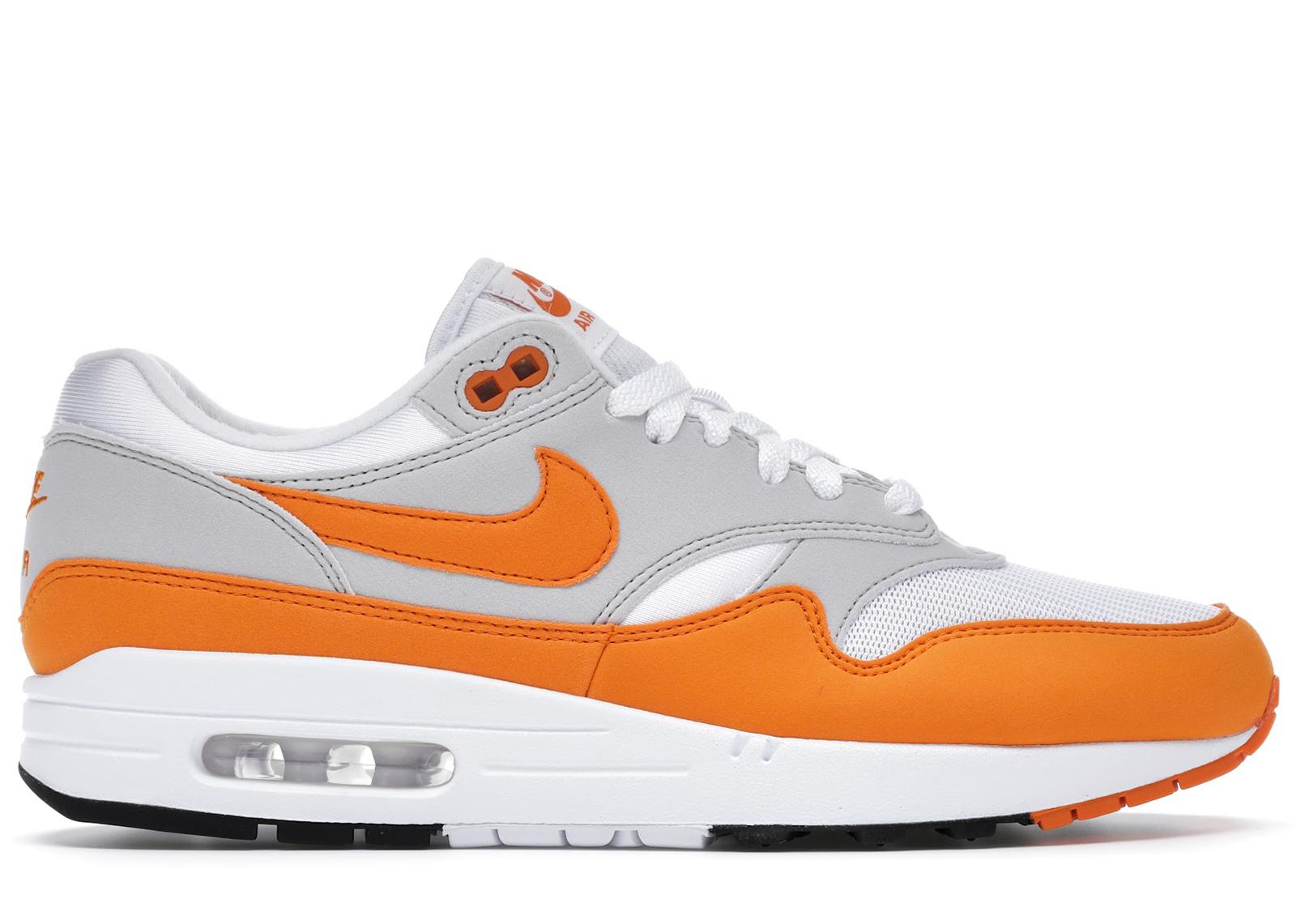 Nike Air Max 1 Anniversary Orange (2020)