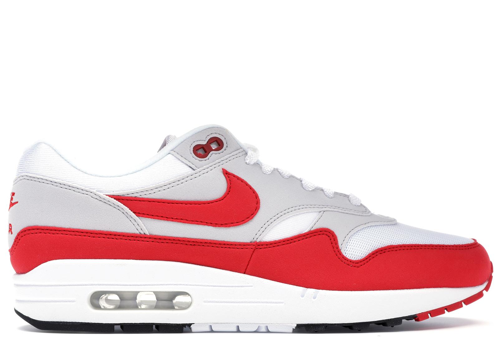 Nike Air Max 1 Anniversary Red (2017
