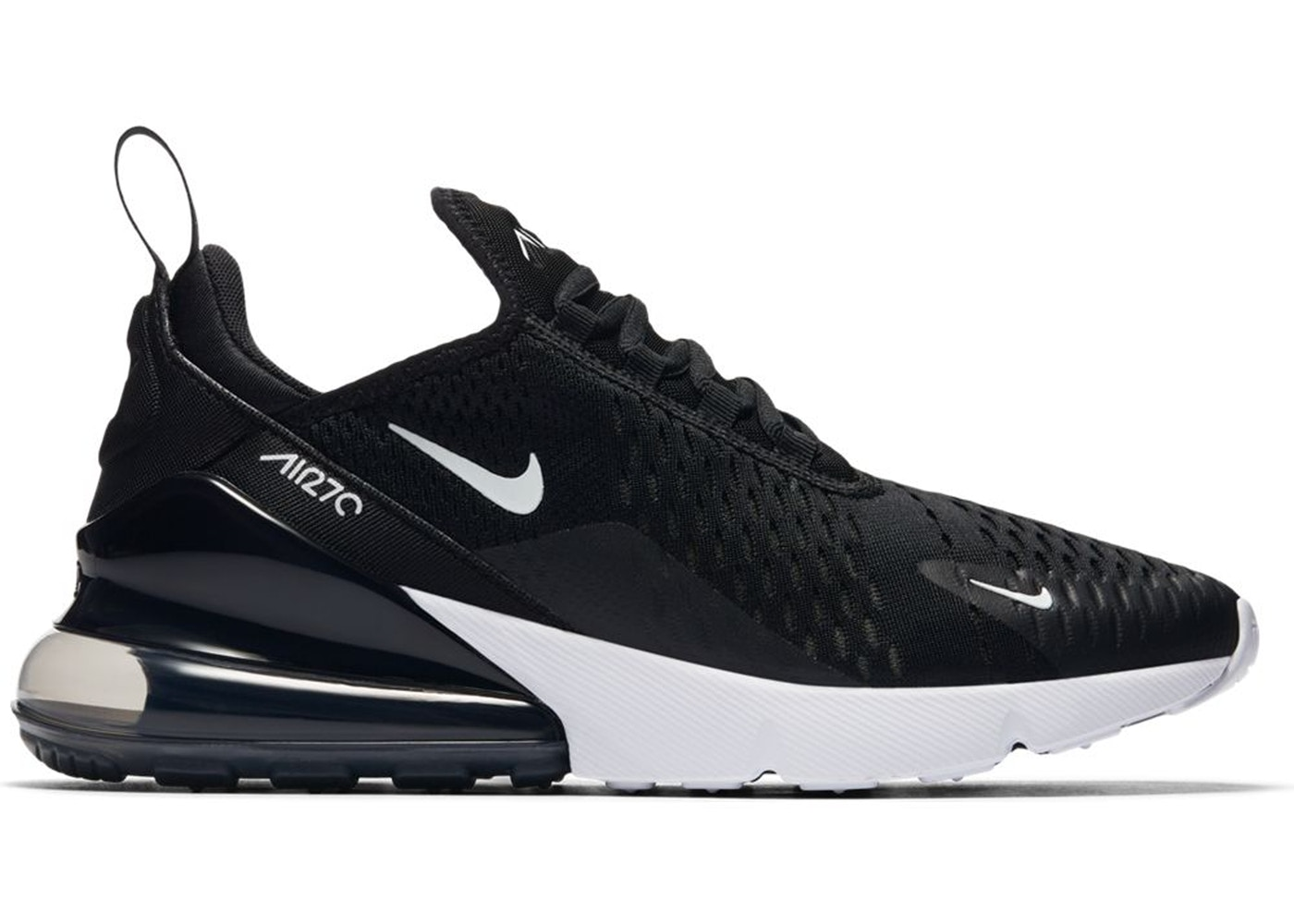 Nike Air Max 270 Black White (W)