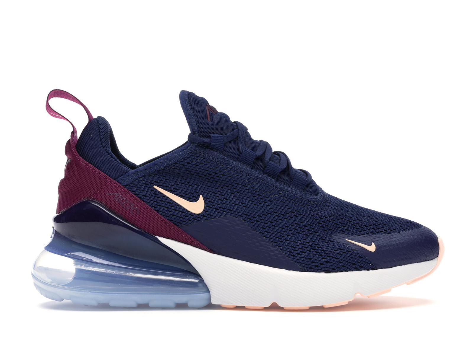 Nike Air Max 270 Blue Void (W)