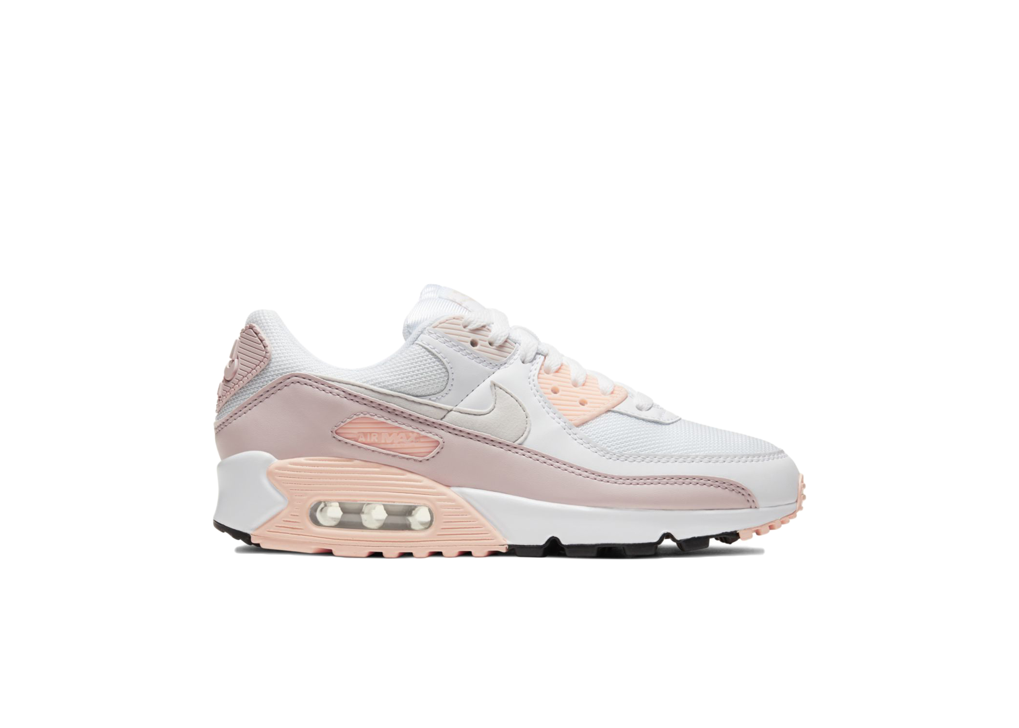 Nike Air Max 90 White Barely Rose (W)
