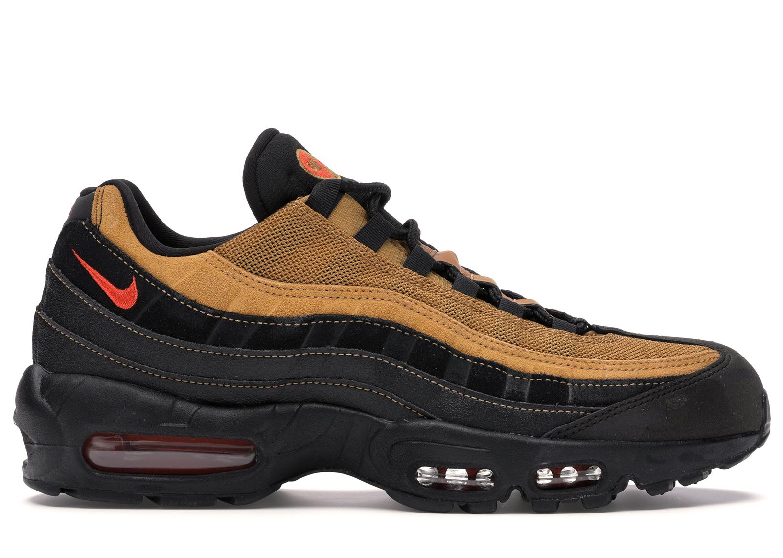 Nike Air Max 95 Black Wheat