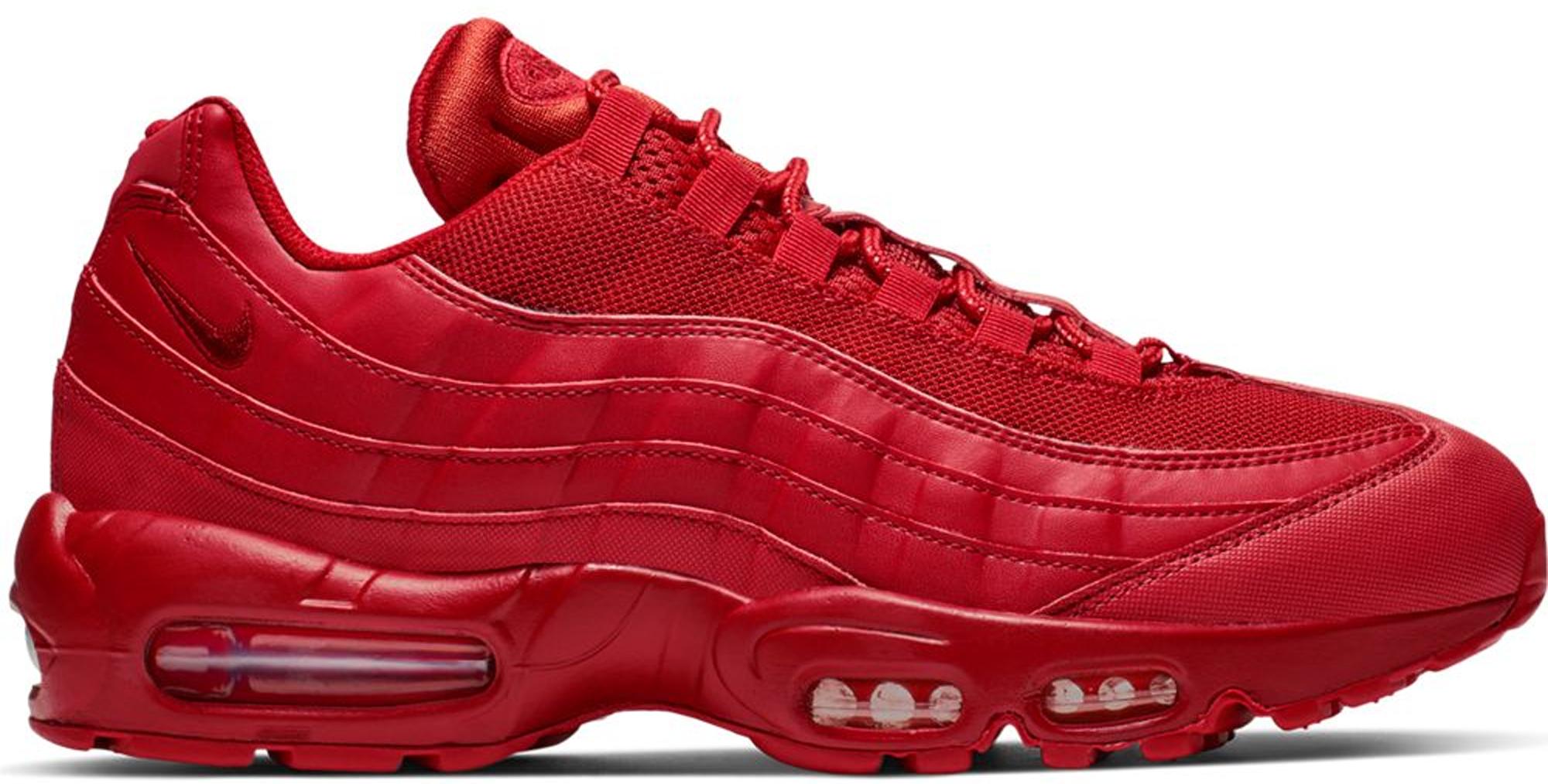 Nike Air Max 95 Triple Red - CQ9969-600