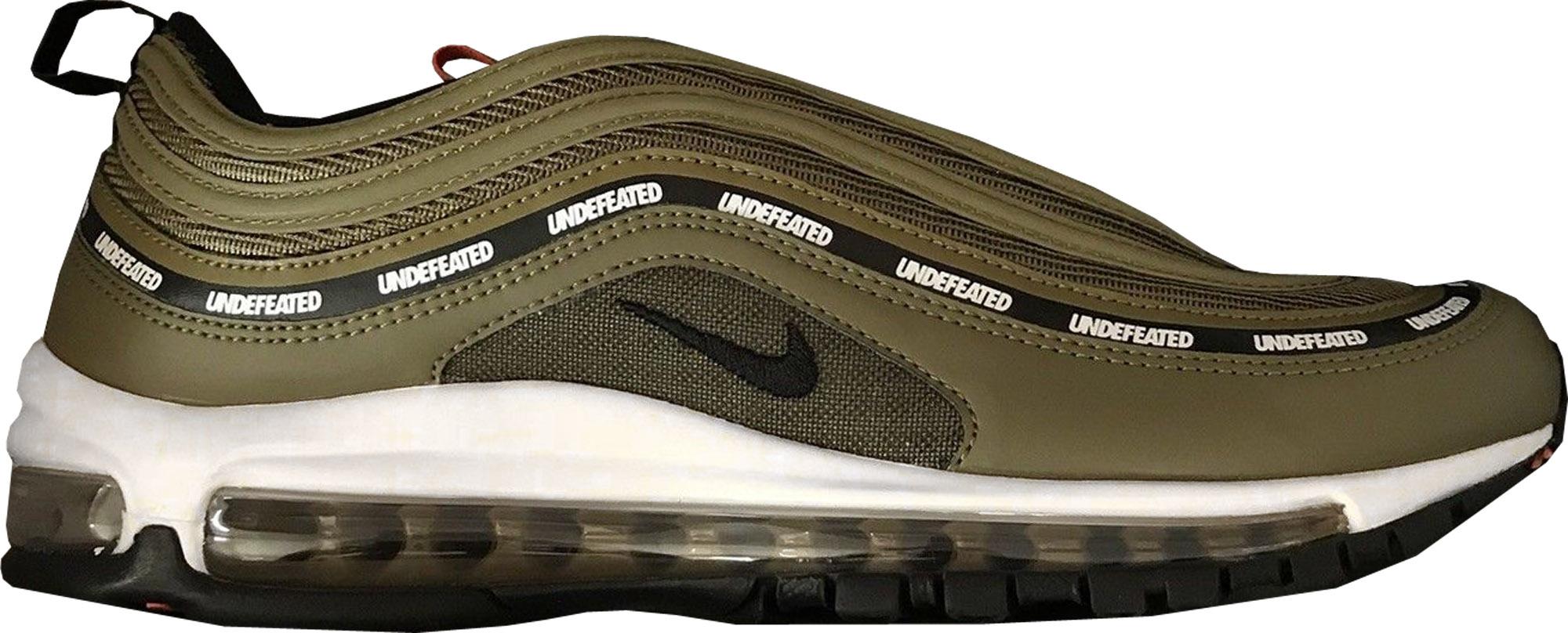 Nike Air Max 97 UNDFTD Green - AJ1986-300