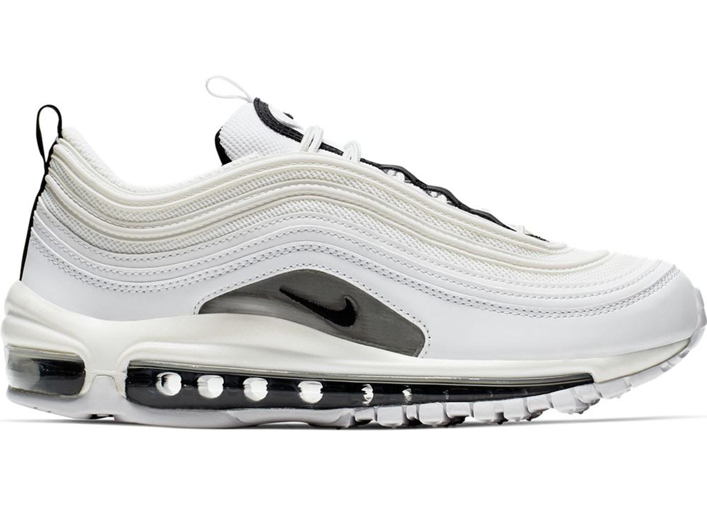 Nike Air Max 97 White Black Silver (W)