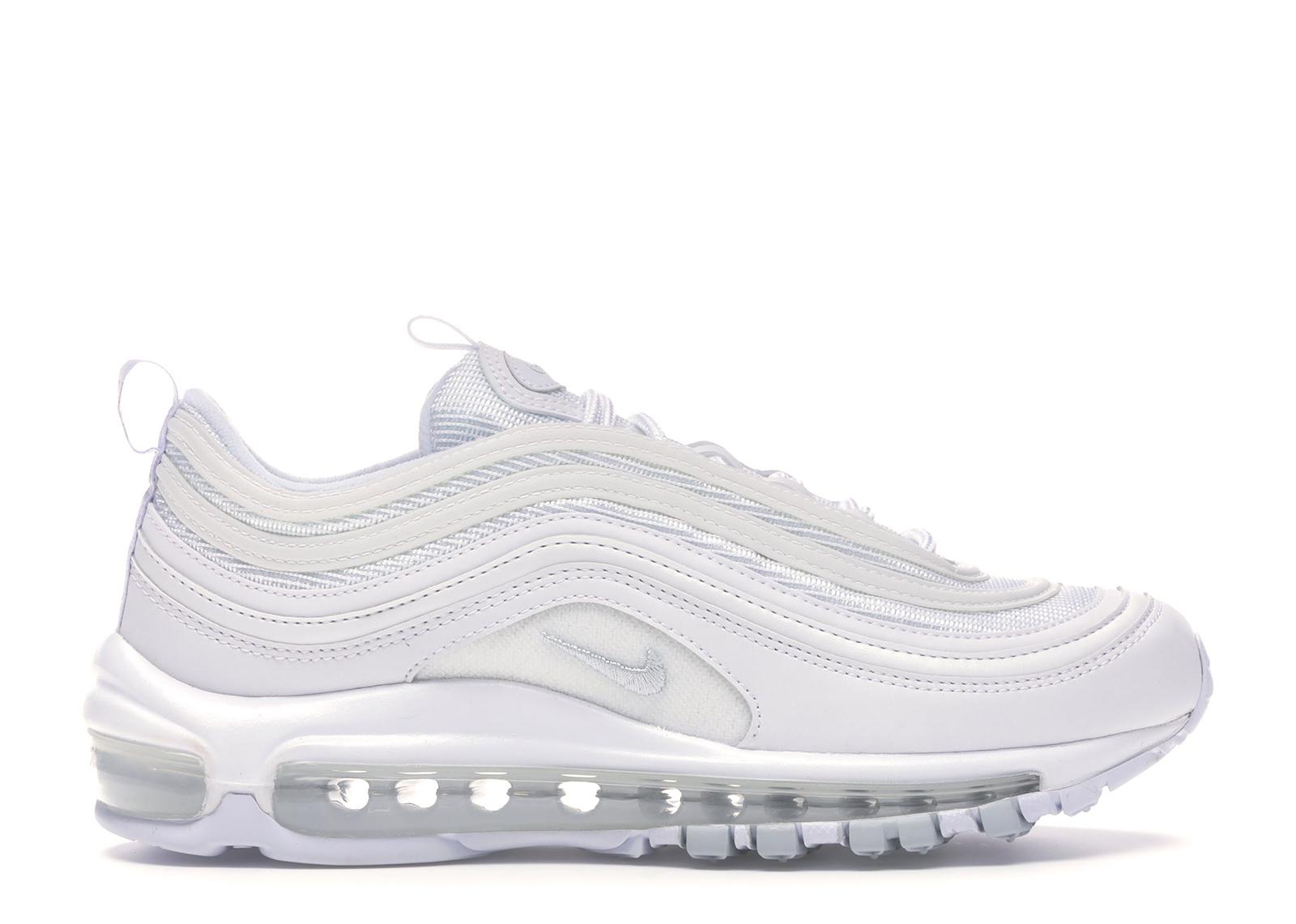 Nike Air Max 97 White Pure Platinum (W)