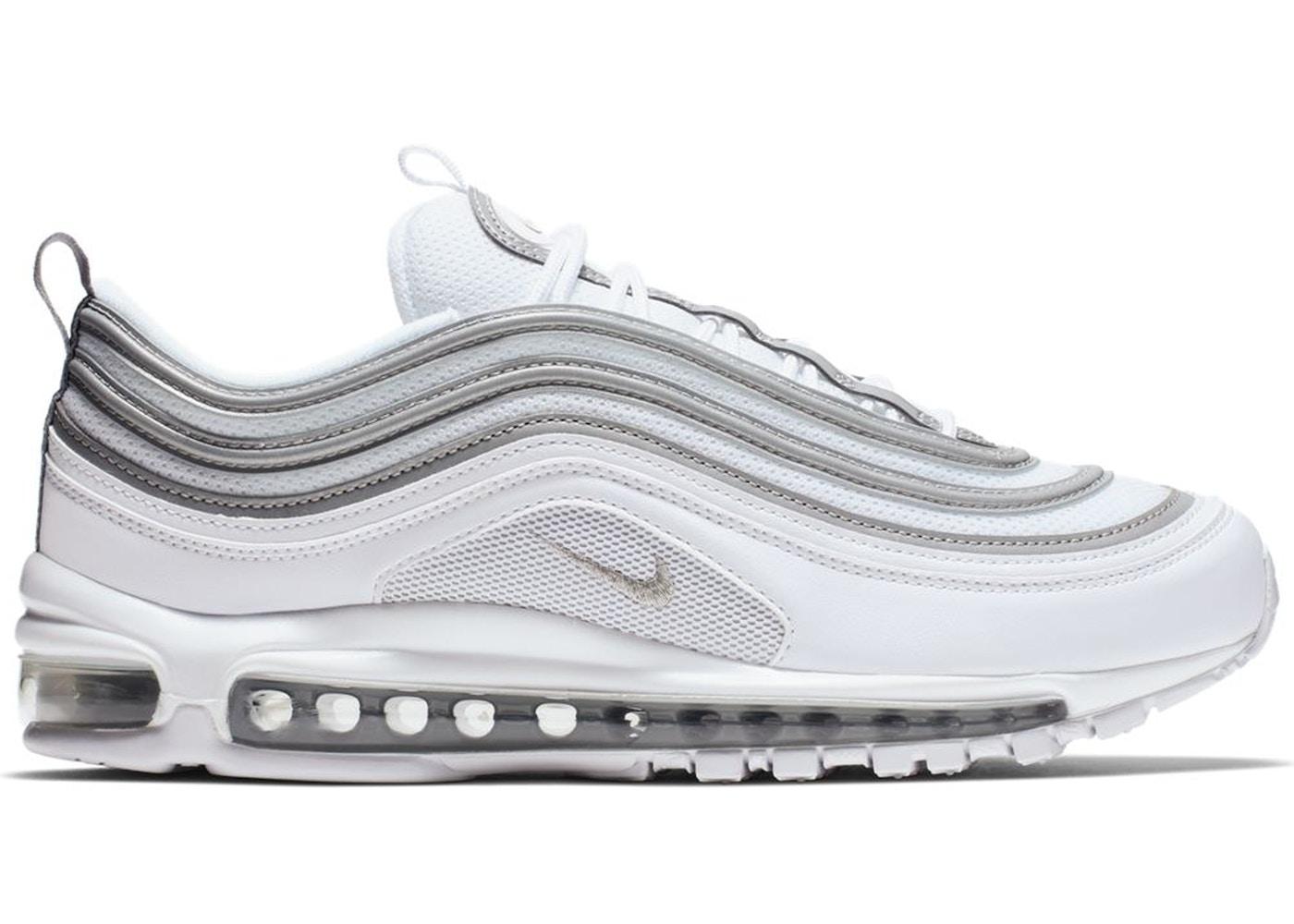 Nike Air Max 97 White Reflect Silver