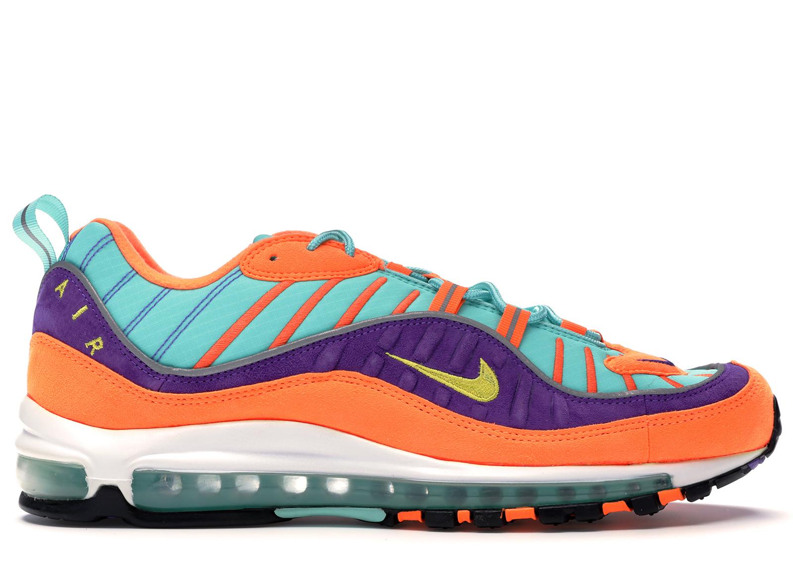 Nike Air Max 98 Cone - 924462-800