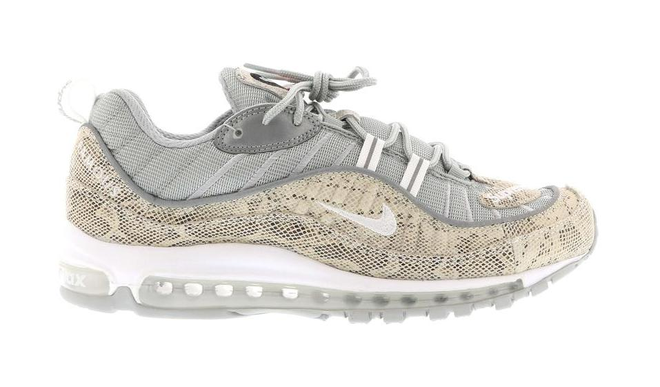 Nike Air Max 98 Supreme Snakeskin