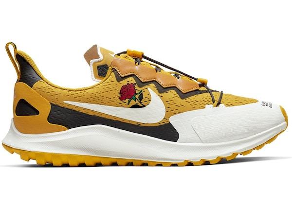 Nike Air Zoom Pegasus 36 Trail Gyakusou Yellow