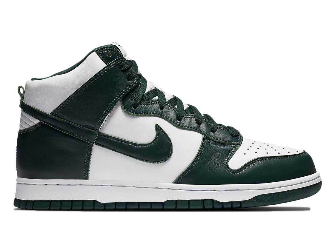 Nike Dunk High Spartan Green - CZ8149-100