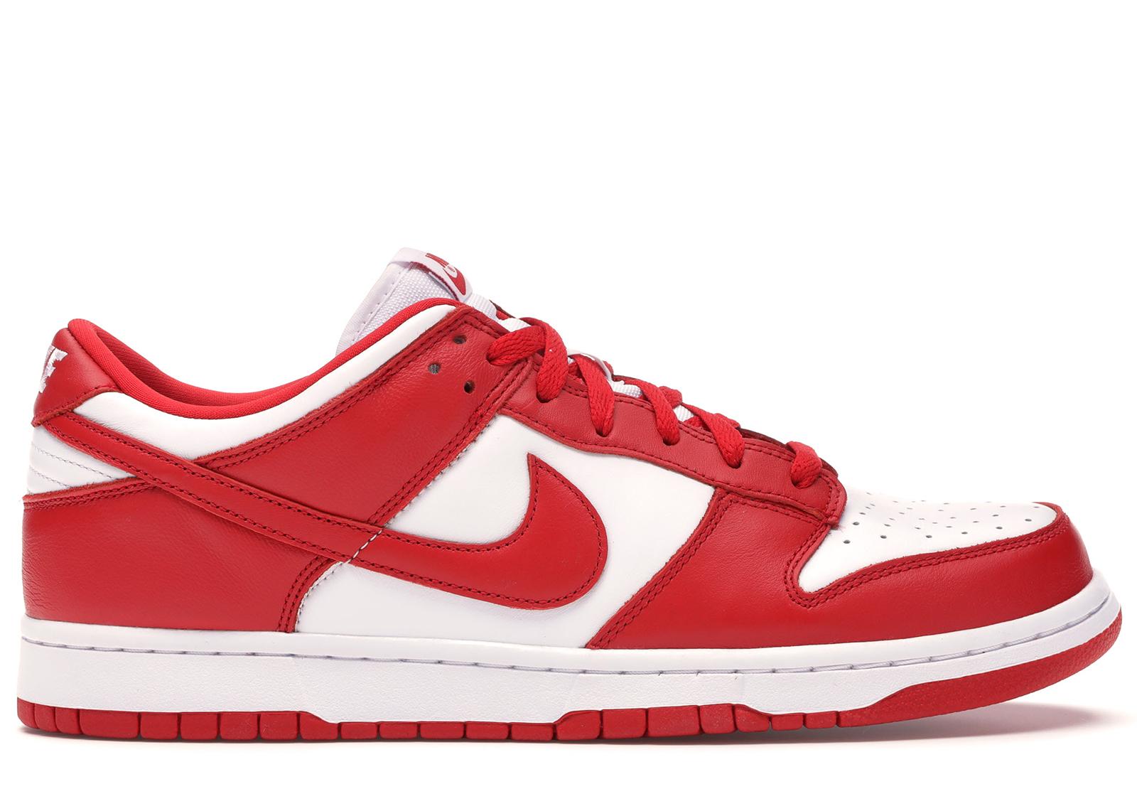 Nike Dunk Low University Red (2020